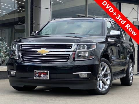 2017 Chevrolet Suburban for sale at Carmel Motors in Indianapolis IN