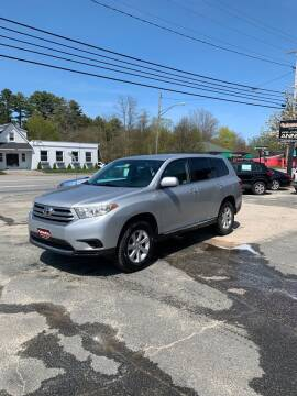 2011 Toyota Highlander for sale at AUTOMETRICS in Brunswick ME