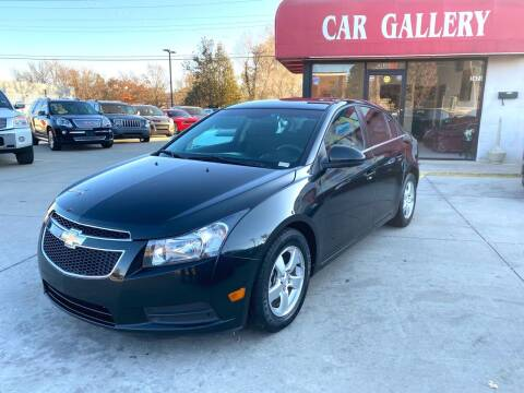 2011 Chevrolet Cruze for sale at Car Gallery in Oklahoma City OK
