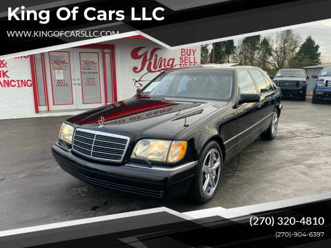 1997 Mercedes-Benz S-Class for sale at King of Cars LLC in Bowling Green KY