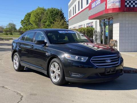 2014 Ford Taurus for sale at Great Lakes Auto Superstore in Pontiac MI