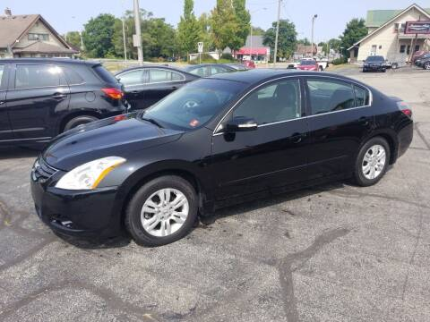 2012 Nissan Altima for sale at Indiana Auto Sales Inc in Bloomington IN
