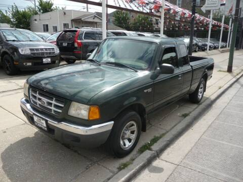 2001 Ford Ranger for sale at Car Center in Chicago IL