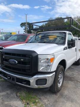 2016 Ford F-250 Super Duty for sale at H.A. Twins Corp in Miami FL