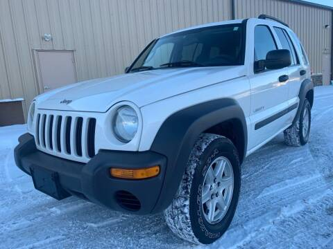 2004 Jeep Liberty for sale at Prime Auto Sales in Uniontown OH