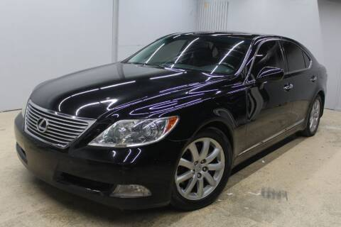 2009 Lexus LS 460 for sale at Flash Auto Sales in Garland TX