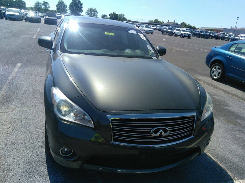 2012 Infiniti M37 for sale at Highlands Auto Exchange in Port Murray NJ