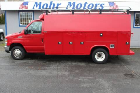 2017 Ford E-Series Chassis for sale at Mohr Motors in Salem OR