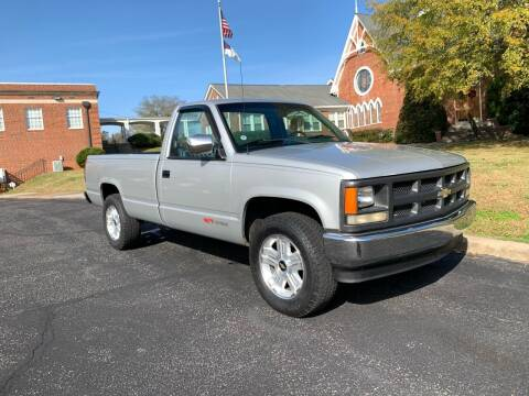 1991 Chevrolet C/K 1500 Series for sale at Automax of Eden in Eden NC