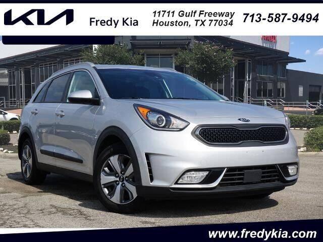 2019 Kia Niro for sale at FREDY KIA USED CARS in Houston TX