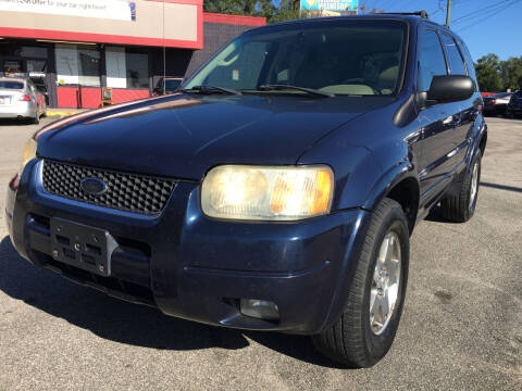 2004 Ford Escape for sale at Capital City Imports in Tallahassee FL