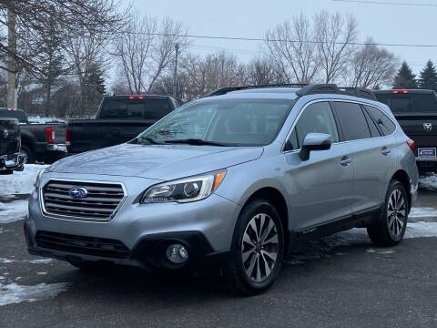 2016 Subaru Outback for sale at North Imports LLC in Burnsville MN