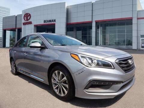 2017 Hyundai Sonata for sale at BEAMAN TOYOTA in Nashville TN