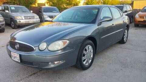 2005 Buick LaCrosse for sale at Carspot Auto Sales in Sacramento CA