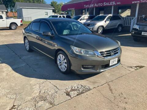 2014 Honda Accord for sale at Taylor Auto Sales Inc in Lyman SC