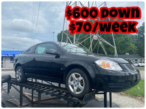2009 Pontiac G5 for sale at Augusta Motors Inc in Indianapolis IN