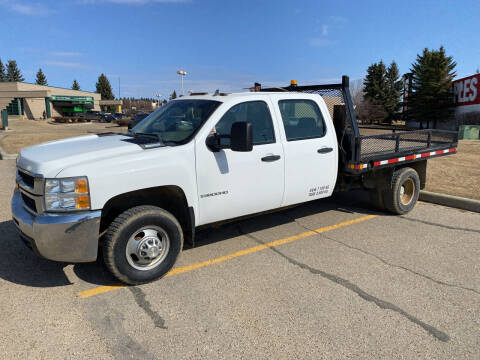2008 Chevrolet Silverado 3500HD for sale at Truck Buyers in Magrath AB