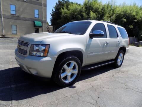 2013 Chevrolet Tahoe for sale at S.S. Motors LLC in Dallas GA