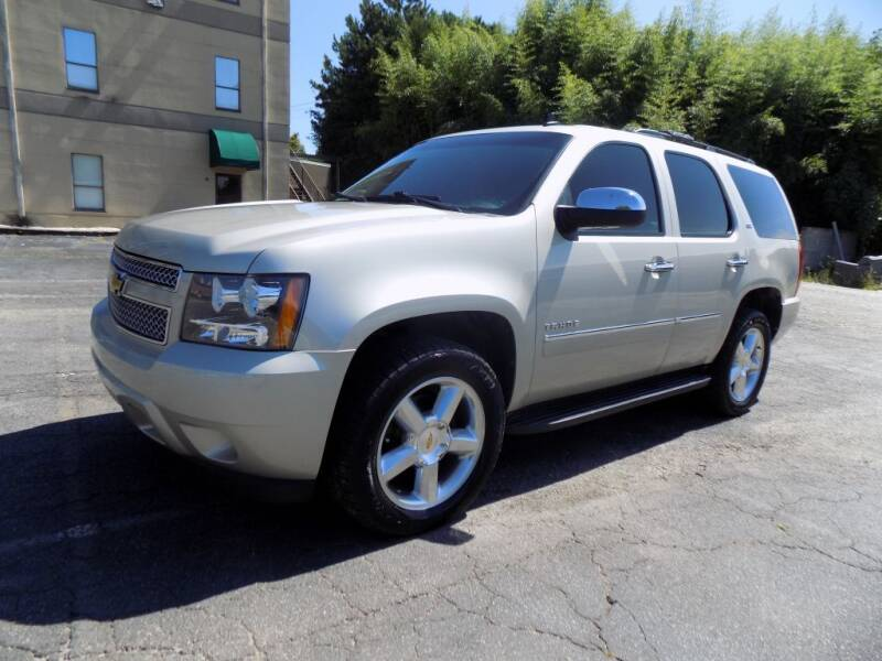 2013 Chevrolet Tahoe for sale at S.S. Motors LLC in Dallas GA