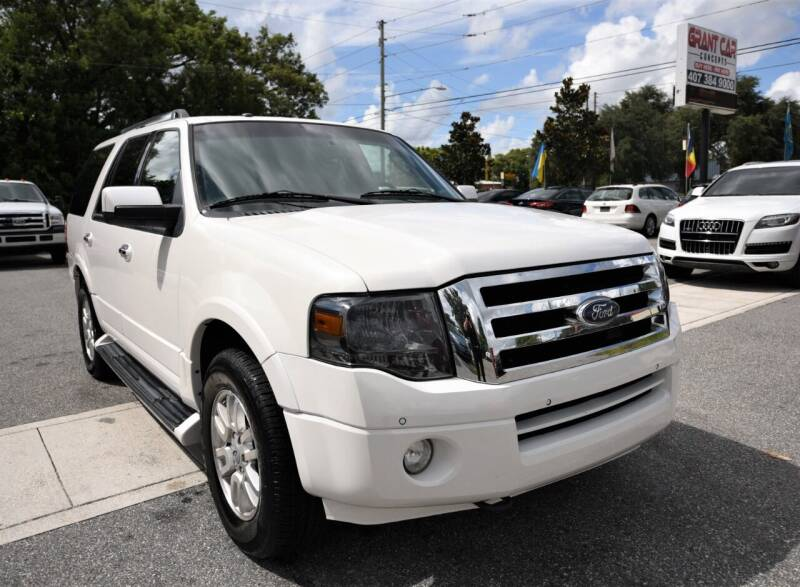 2013 Ford Expedition for sale at Grant Car Concepts in Orlando FL
