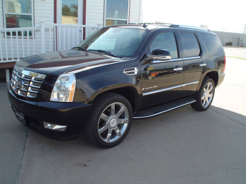 2008 Cadillac Escalade for sale at World of Wheels Autoplex in Hays KS