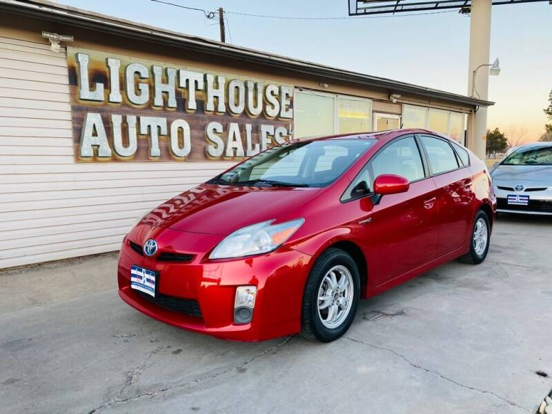 2010 Toyota Prius for sale at Lighthouse Auto Sales LLC in Grand Junction CO