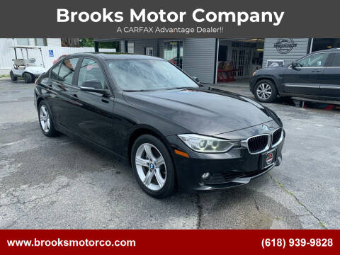 2013 BMW 3 Series for sale at Brooks Motor Company in Columbia IL