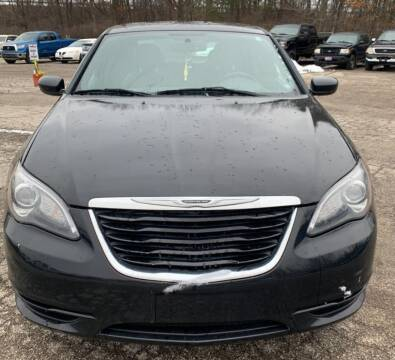 2011 Chrysler 200 for sale at The Bengal Auto Sales LLC in Hamtramck MI