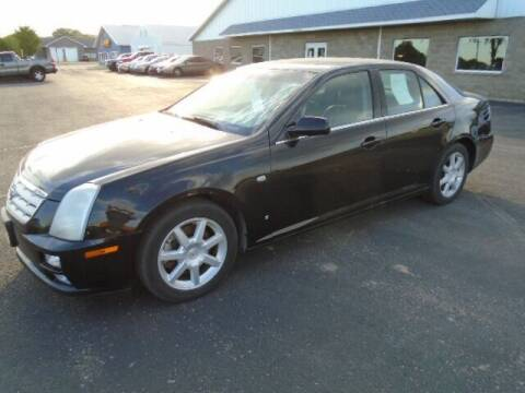 2006 Cadillac STS for sale at SWENSON MOTORS in Gaylord MN