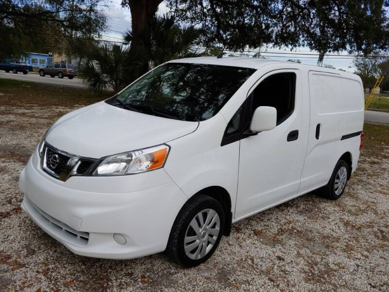 2014 Nissan NV200 for sale at REDLINE MOTORGROUP INC in Jacksonville FL