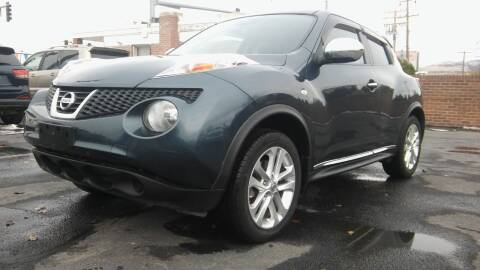 2012 Nissan JUKE for sale at Motor City Idaho in Pocatello ID