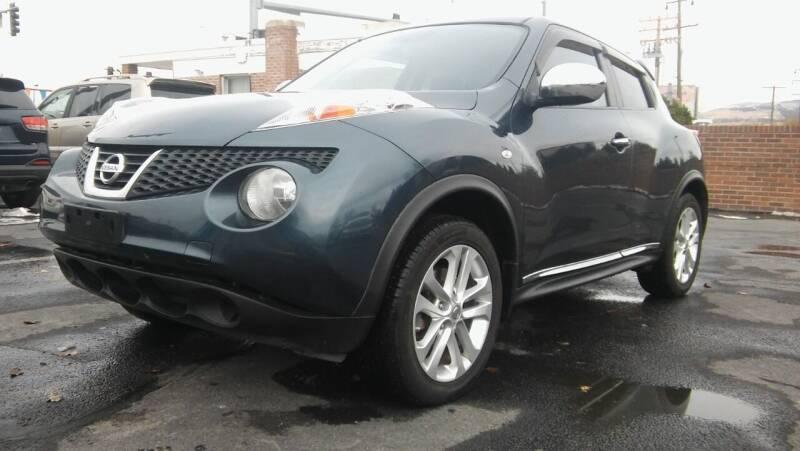 2012 Nissan JUKE for sale at Motor City Idaho in Pocatello ID