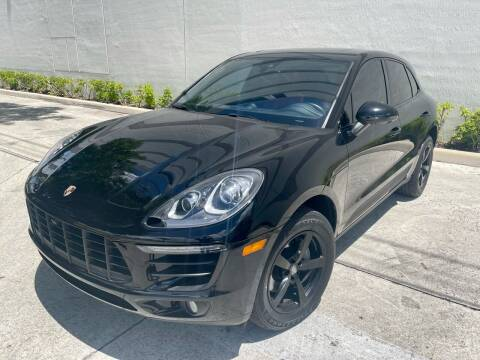 2017 Porsche Macan for sale at Auto Beast in Fort Lauderdale FL