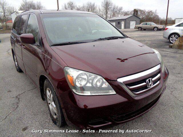 2007 Honda Odyssey for sale at Gary Simmons Lease - Sales in Mckenzie TN