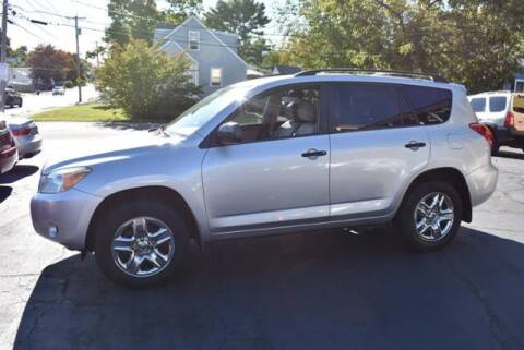 2008 Toyota RAV4 for sale at Absolute Auto Sales, Inc in Brockton MA