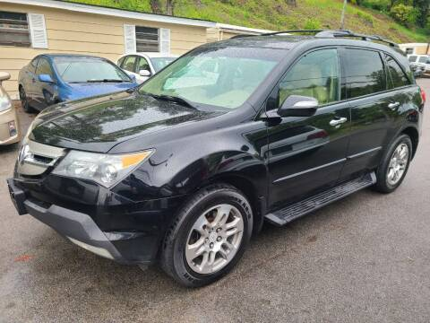 2007 Acura MDX for sale at North Knox Auto LLC in Knoxville TN