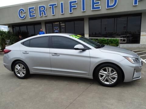 2020 Hyundai Elantra for sale at Mac Haik Ford Pasadena in Pasadena TX