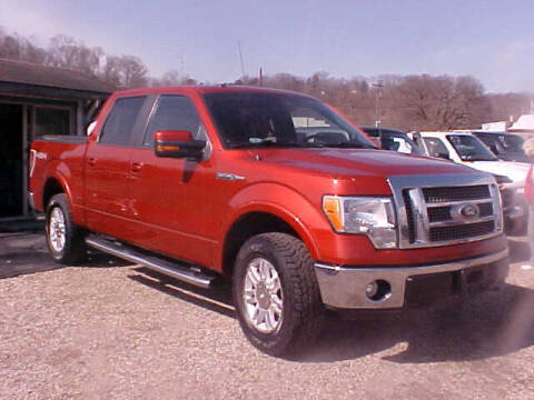 2010 Ford F-150 for sale at Bates Auto & Truck Center in Zanesville OH