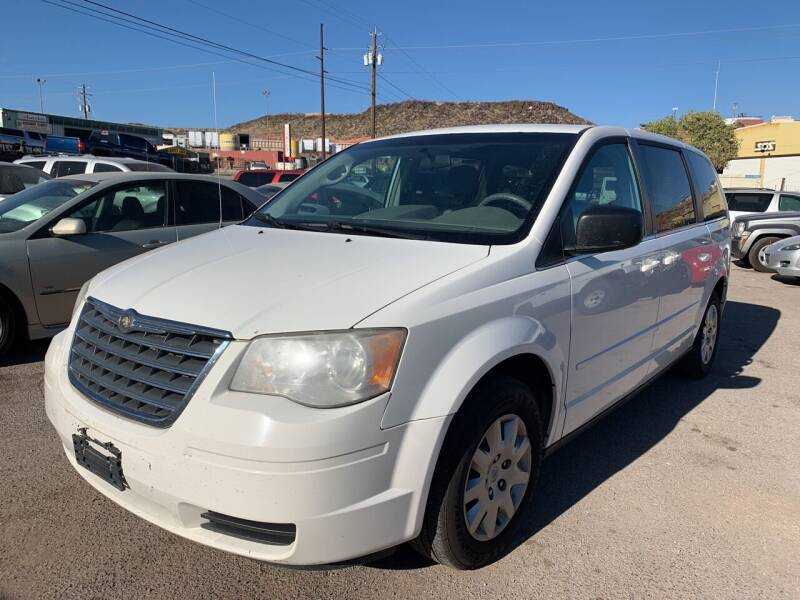 2009 Chrysler Town and Country for sale at Car Works in Saint George UT