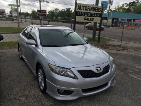 2010 Toyota Camry for sale at Autofinders in Gulfport MS
