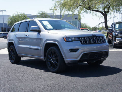 2020 Jeep Grand Cherokee for sale at CarFinancer.com in Peoria AZ