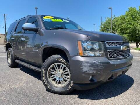 2011 Chevrolet Tahoe for sale at UNITED Automotive in Denver CO