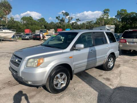 2006 Honda Pilot for sale at EXECUTIVE CAR SALES LLC in North Fort Myers FL