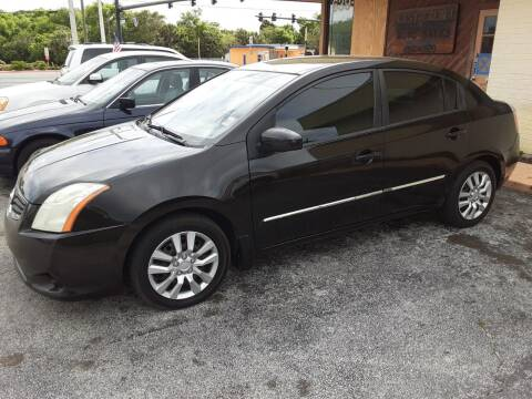 2010 Nissan Sentra for sale at Easy Credit Auto Sales in Cocoa FL