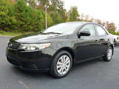 2012 Kia Forte for sale at RUSTY WALLACE KIA OF KNOXVILLE in Knoxville TN