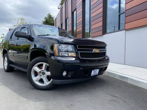 2007 Chevrolet Tahoe for sale at DAILY DEALS AUTO SALES in Seattle WA