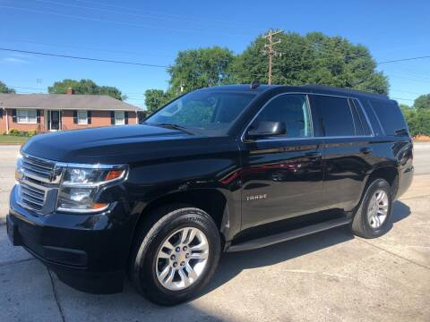 2015 Chevrolet Tahoe for sale at E Motors LLC in Anderson SC