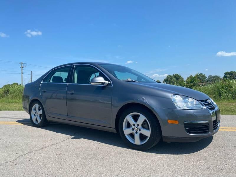 2009 Volkswagen Jetta for sale at ILUVCHEAPCARS.COM in Tulsa OK