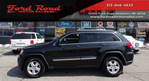 2012 Jeep Grand Cherokee for sale at Ford Road Motor Sales in Dearborn MI