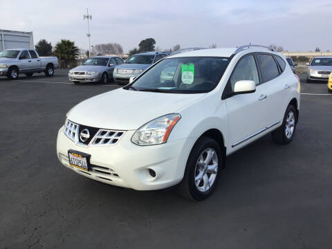 2011 Nissan Rogue for sale at My Three Sons Auto Sales in Sacramento CA